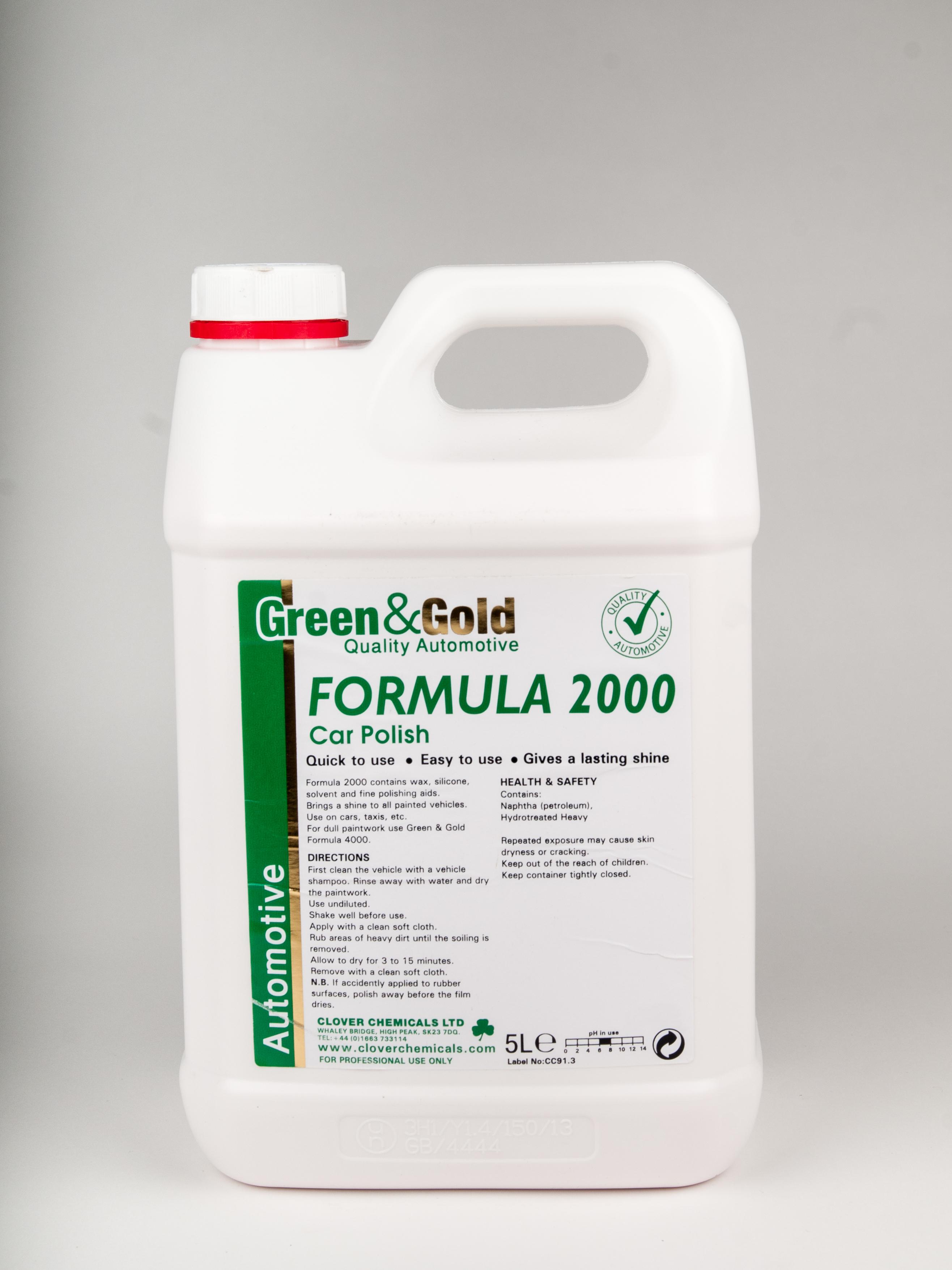 Formula 2000 Cleanwell