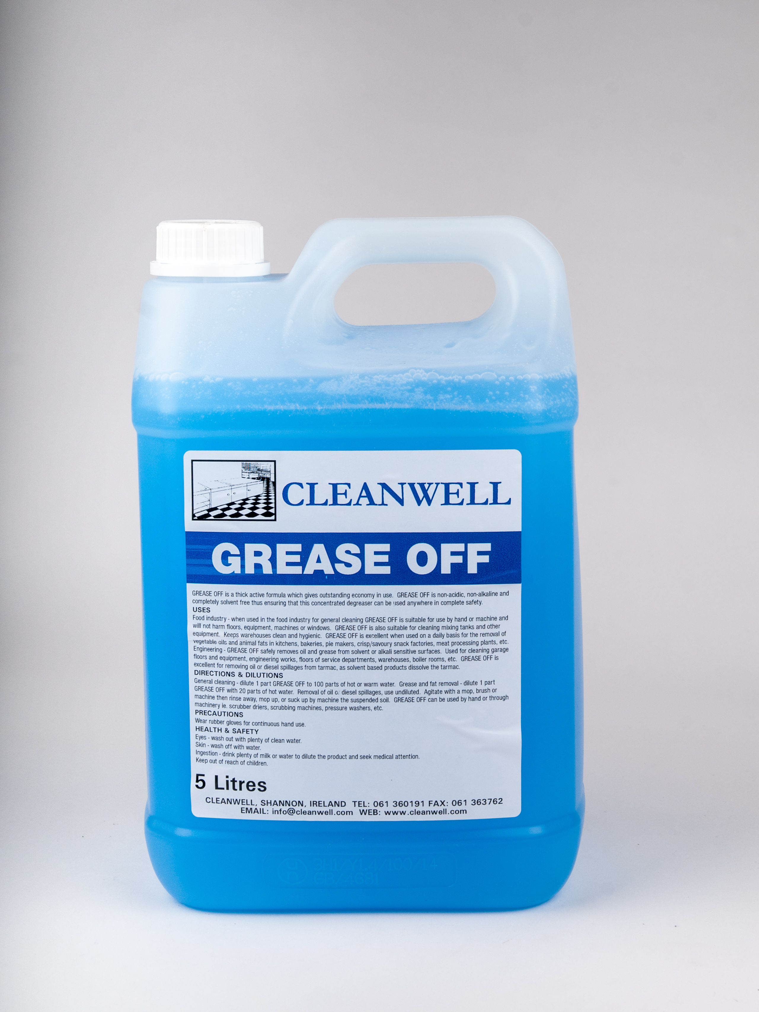 Degreasers Cleanwell