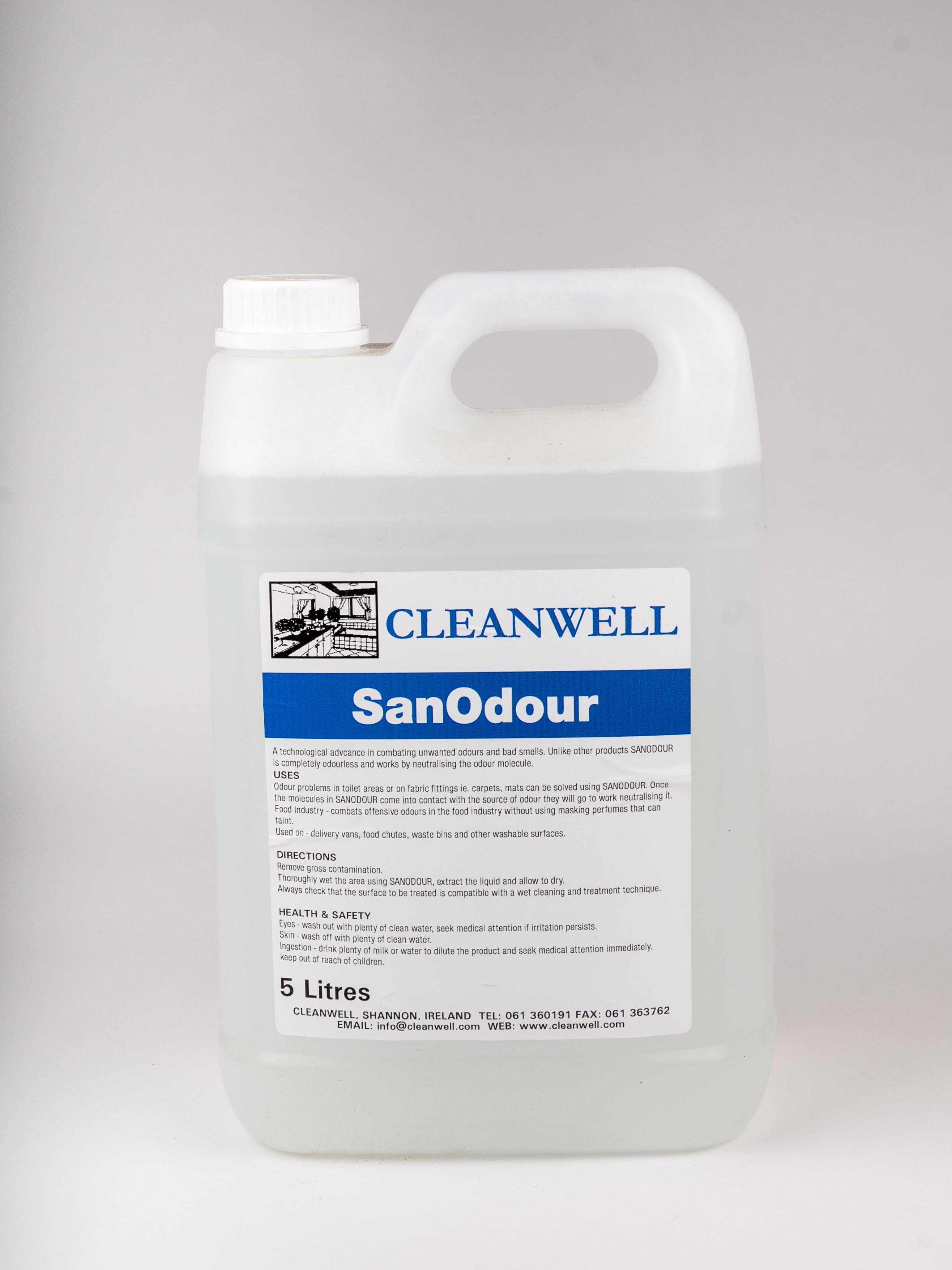 Chemicals | Cleanwell